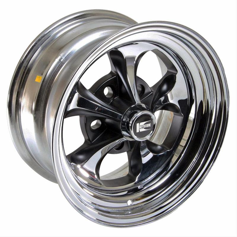 4-15x7 Chrome Wheel Cragar 315 Nomad 6x5.5-6