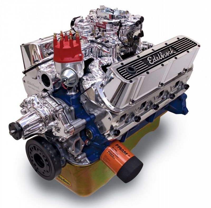 www.us-parts-online.de - CRATE ENGINE 347CID RPM