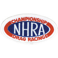 www.us-parts-online.de - NHRA OVAL STICKER GROß