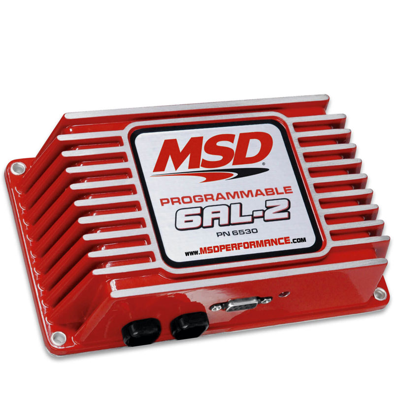 www.us-parts-online.de - ZÜNDBOX-MSD-6AL-2- ROT