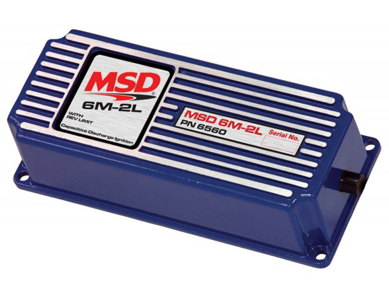 www.us-parts-online.de - ZÜNDBOX-MSD-6M-2L/MARINE